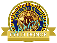 GOLD donor badge