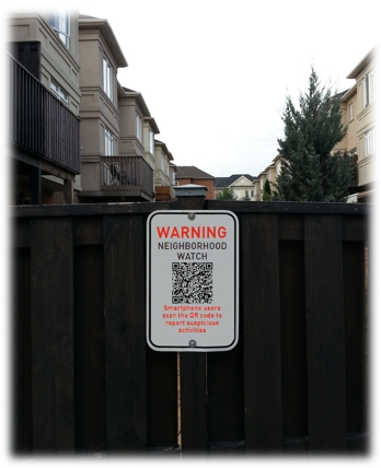 Add QR code to any print media or signage to enable smartphone users to scan and access centralized Main Directory