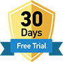 30-day no obligation FREE trial