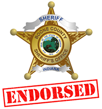 Boone County Sheriff's Office endorsement of Jibbio CLEAR2 and C2 applications
