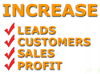 Use the Jibbio 7-in-1 suite to increase leads, customers, sales, and profit