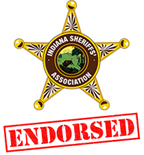 Indiana's Sheriff's Association endorsement of Jibbio CLEAR2 and C2 applications