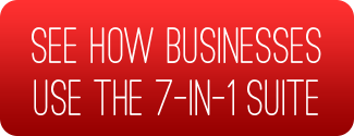 Business example of how the Jibbio 7-in-1 Suite is utilized to get more customers
